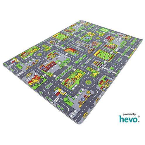 HEVO Stadt Mix Strassen Spielteppich