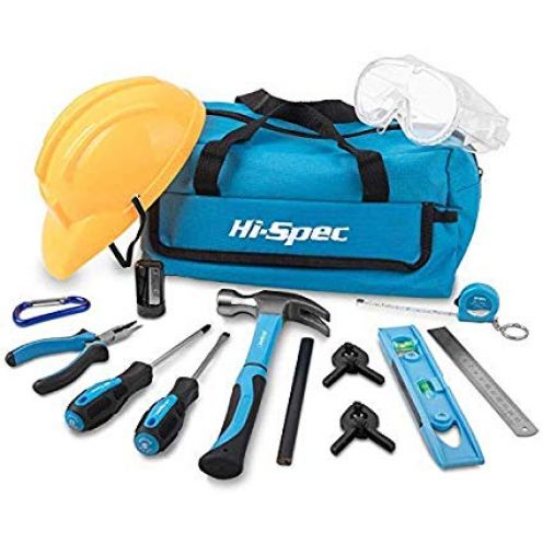 Hi-Spec 15-teiliges Kinder-Werkzeugset