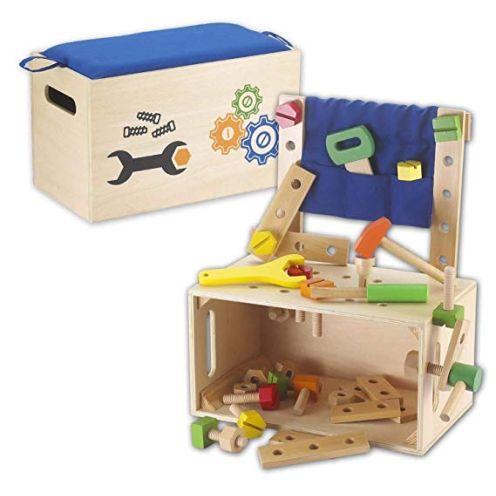 Kids Toy 108009 - Werkbank
