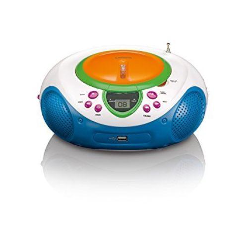 Lenco Kinder CD Player SCD-40