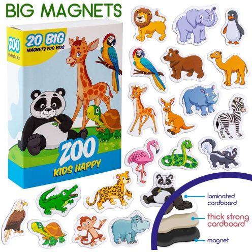 MAGDUM Zoo Tiermagnete