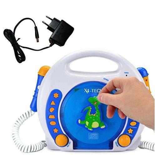 X4-Tech Kinder CD-Player