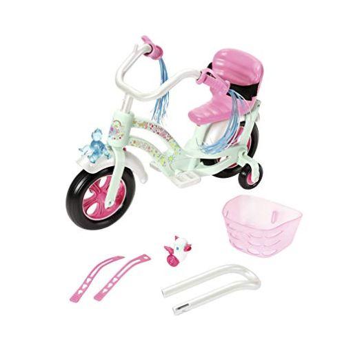 Zapf Creation 827208 Baby Born Play&Fun Fahrrad