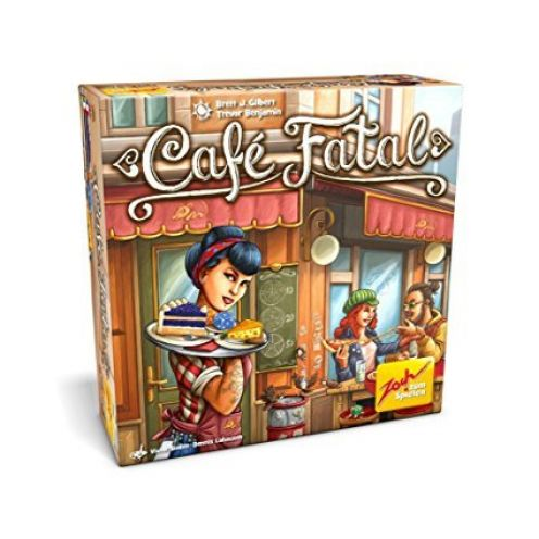 Zoch 601105113 Café Fatal
