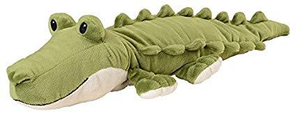 WARMIES Krokodil: Lavendel-Füllung